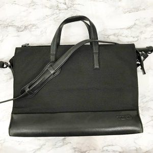 TUMI Laptop Carryall Tote Shoulder and Hand Strap